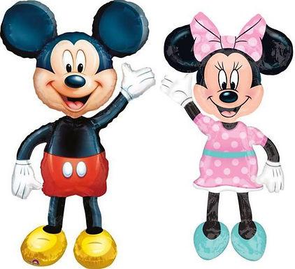 Film & TV / Micky Maus / Minnie Maus