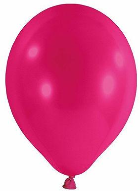 20 Latex-Ballons, Standardfarbe: pink