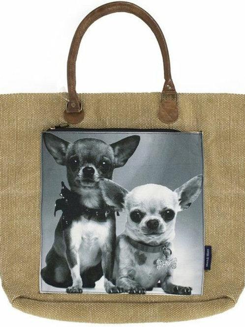 Shopper Chihuahua