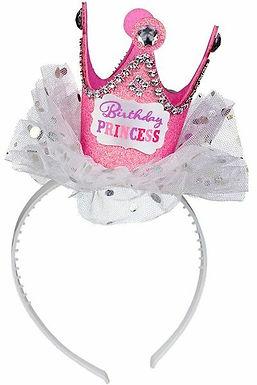 Haarreif Birthday Princess
