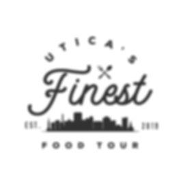 Utica Finest Food Tour Logo Blk.jpg