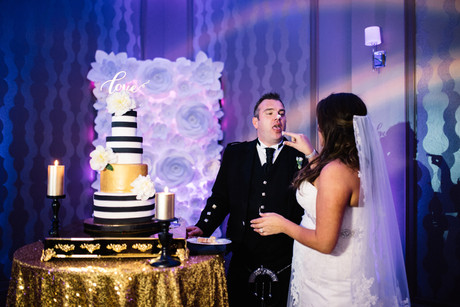 Cake Table Backdrop Paper Flower Wall