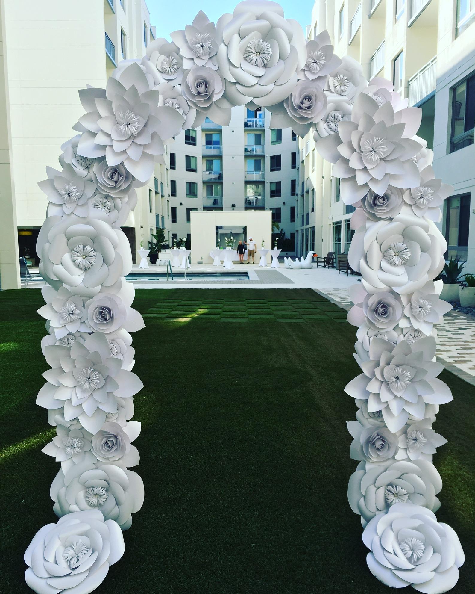 Dazzlingdeco Wedding Ceremony Arches