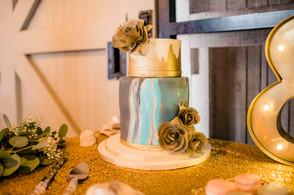 Cake Flower Decor