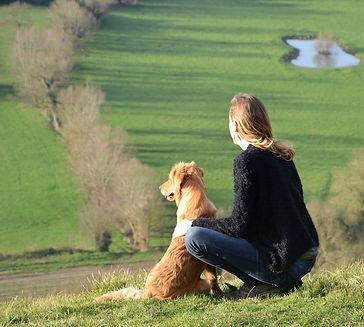 communication animale, chien, Solene, TOSCAnimale, comportementaliste, télépathie, communiquer avec les animaux