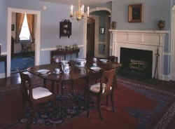 Federal Style Dining Room