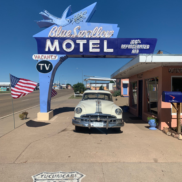 Leftover from the Route 66 Era