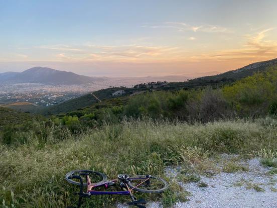 Penteli Mountain, Athens