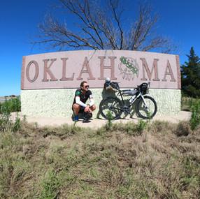 Texas Oklahoma Border