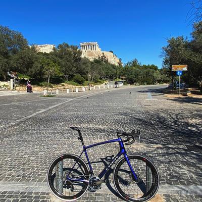 The Parthenon, March 2020