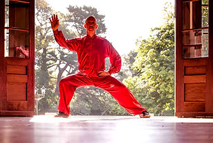 About Sifu Nick Taylor and his Tai Chi experience