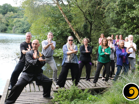 Take your first steps on your Tai Chi journey to improved health and vitality.