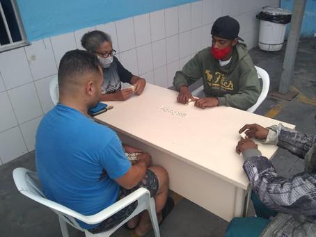 CTA BRÁS — Campeonato de Dominó