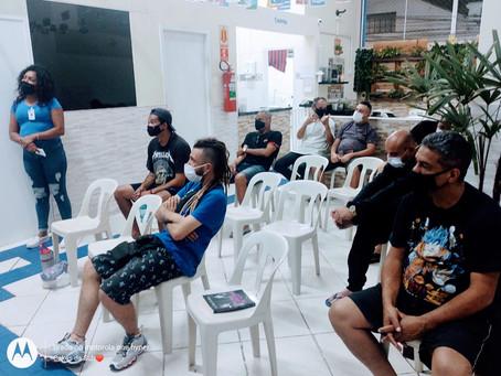 CA Alcântara Machado — Roda de conversa sobre prevenção à covid-19