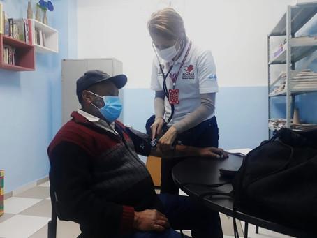 CA Santa Cecília — Promoção à saúde dos conviventes