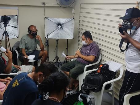 CA Alcântara Machado — Oficina de introdução ao audiovisual