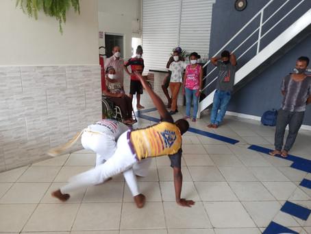 CA ALCÂNTARA MACHADO – Roda de Capoeira