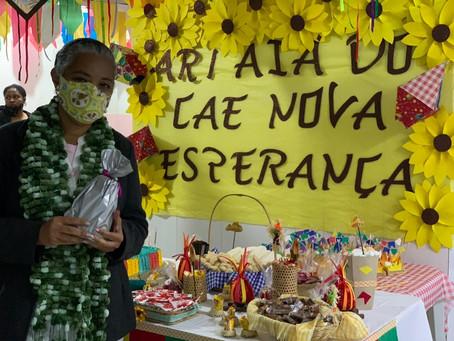 CAEM Nova Esperança — Comemoração da Festa Julina