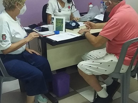 CA SANTA CECÍLIA — Atenção Primária à Saúde de conviventes