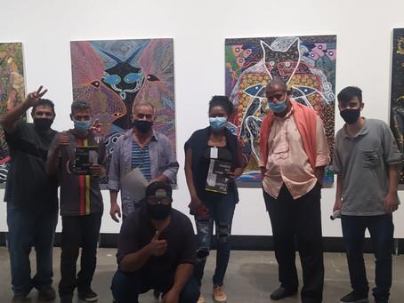 CA Barra Funda I — Visita à 34ª Bienal de São Paulo