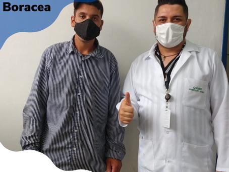 Jideão Ferreira — Saída Qualificada (CA Oficina Boracea)