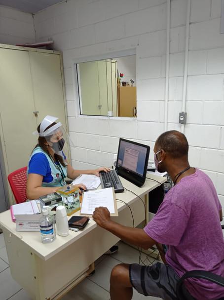 Núcleo de Convivência Boracea — Oficina de preparo para o mercado de trabalho