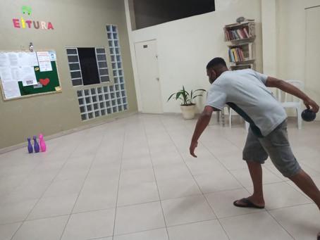 CA Jaçanã — Jogo de boliche