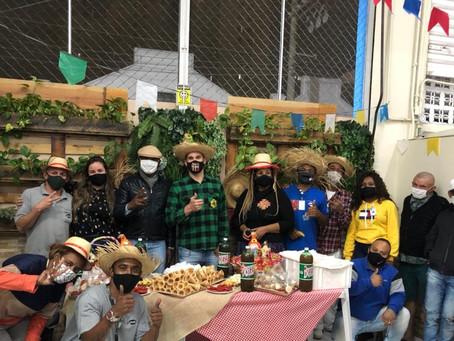 CA Alcântara Machado — Festa Julina