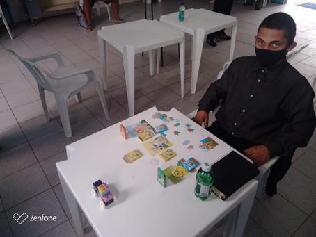CA Grajaú — Oficina de Jogos Lúdicos