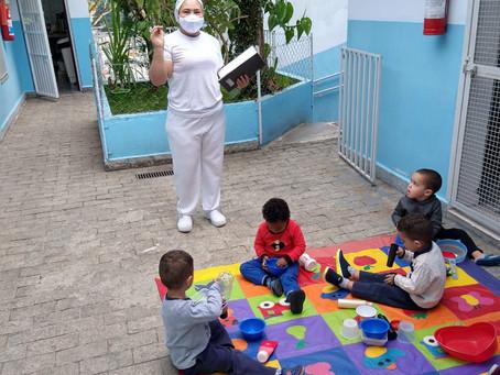 CEI O MUNDO DE SOFIA — Desenvolvimento Integral de bebês e crianças