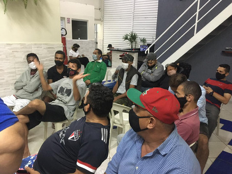 C A ALCÂNTARA MACHADO — Exibição de filme e roda de conversa