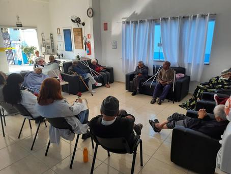 ILPI Jaçanã — Roda de conversa