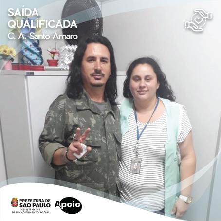 Adilson Alves - Saída Qualificada!