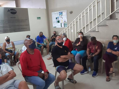 CA Jaçanã — Roda de conversa sobre higiene pessoal
