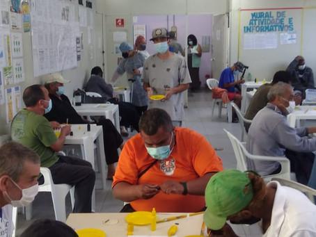 CA Grajaú — Oficina de Reciclagem