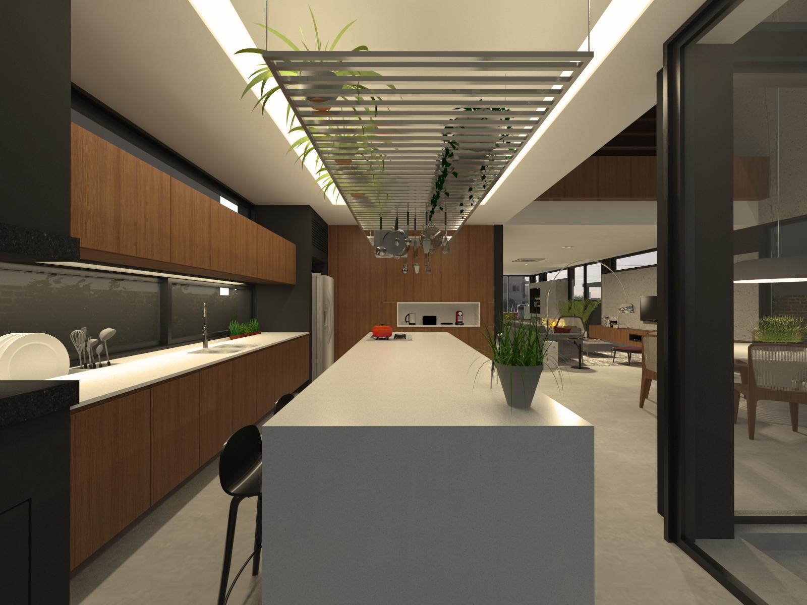 casa coracini | cozinha
