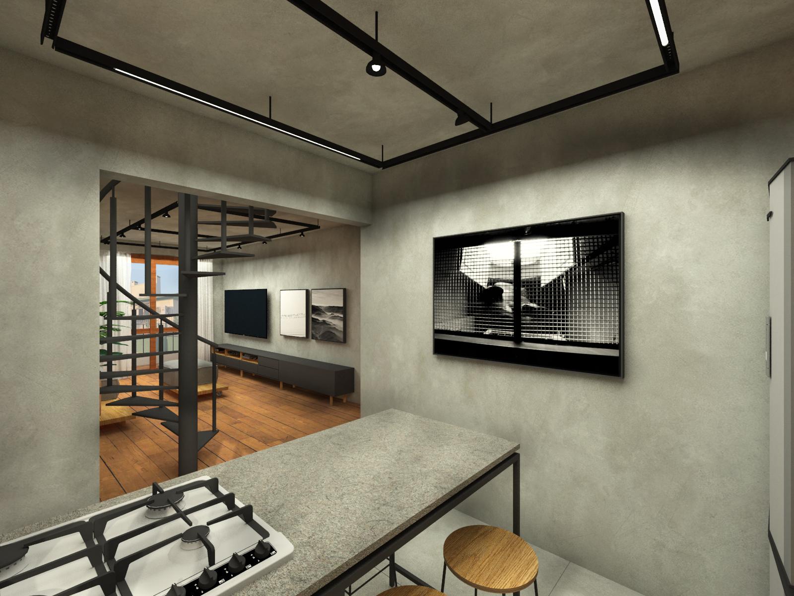 apartamento da bê