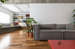 ap possamai | sala de estar e home office