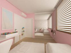 casa chassot | dormitório da menina