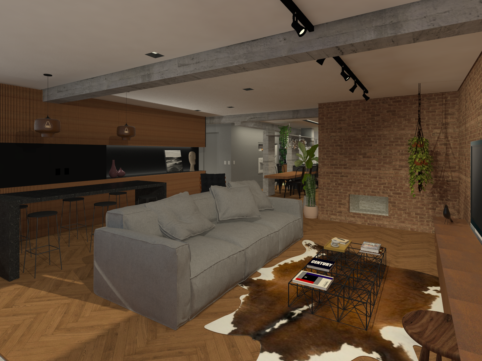 apartamento orlandini