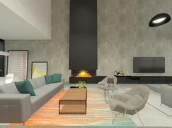casa chassot | sala de estar