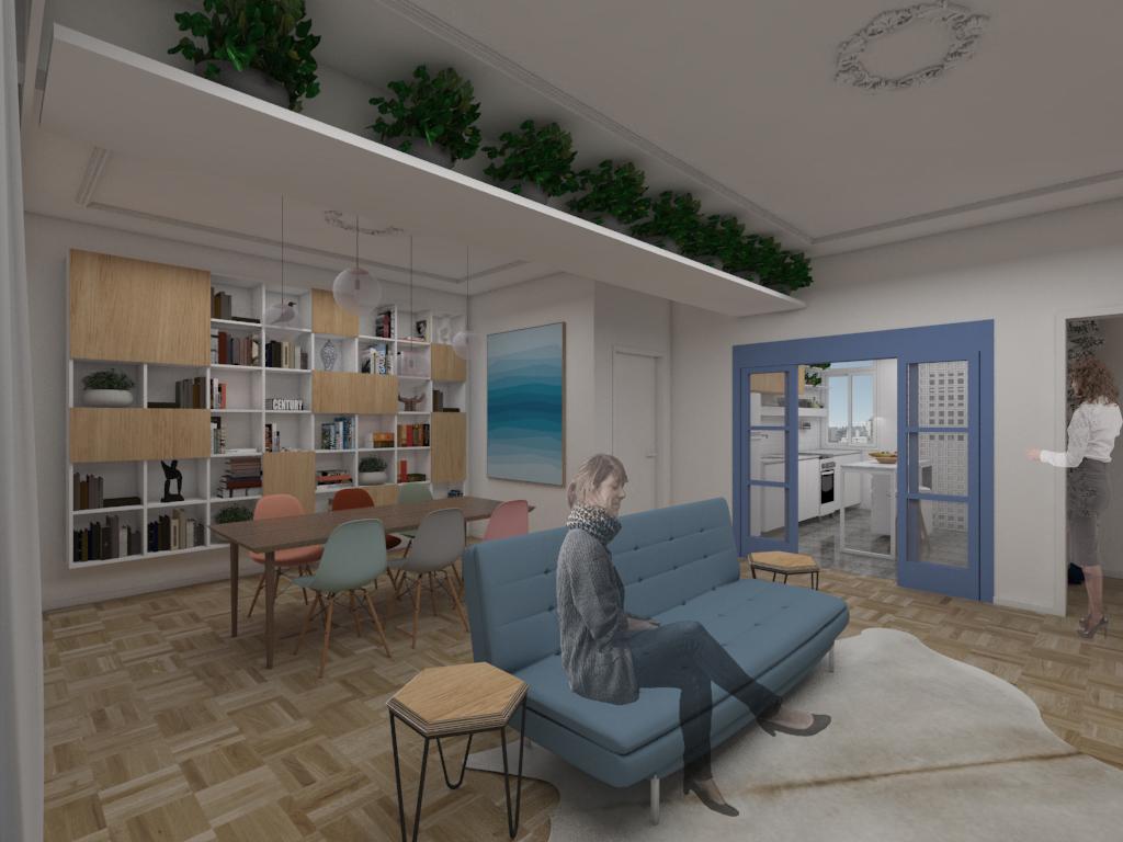 apartamento ruduit