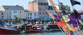 Port de pêche des Sables d'Olonne