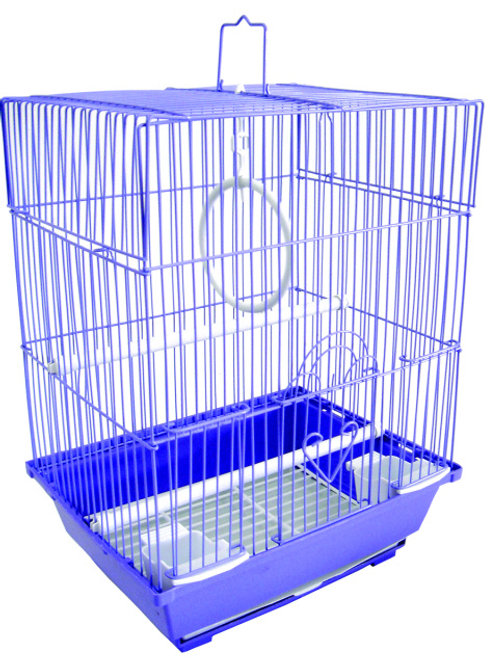 Square Top Little Bird Cage