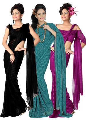 SAREES THE QUEEN