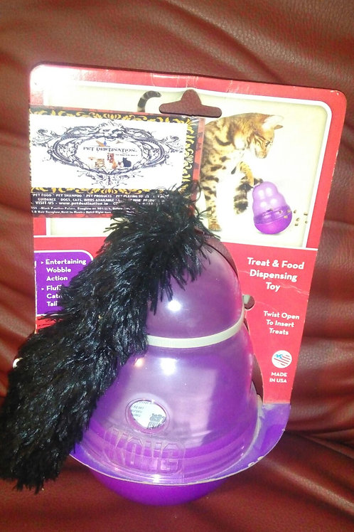 Cat Wobbler for cat play L