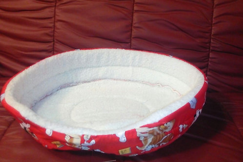 P.D Soft padded good quality Pet bed
