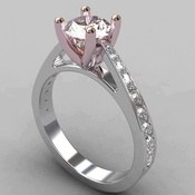 DIAMOND LOVE RING THE QUEEN