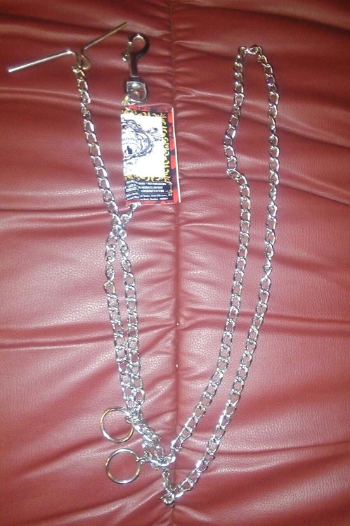 P.D Stainless steel good quality dog chain