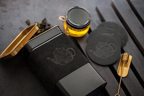 Чайный набор с мёдом для любимого мужчины